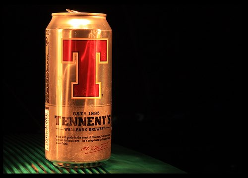 C&C snaps up AB InBev's Tennent's brand in €205m deal