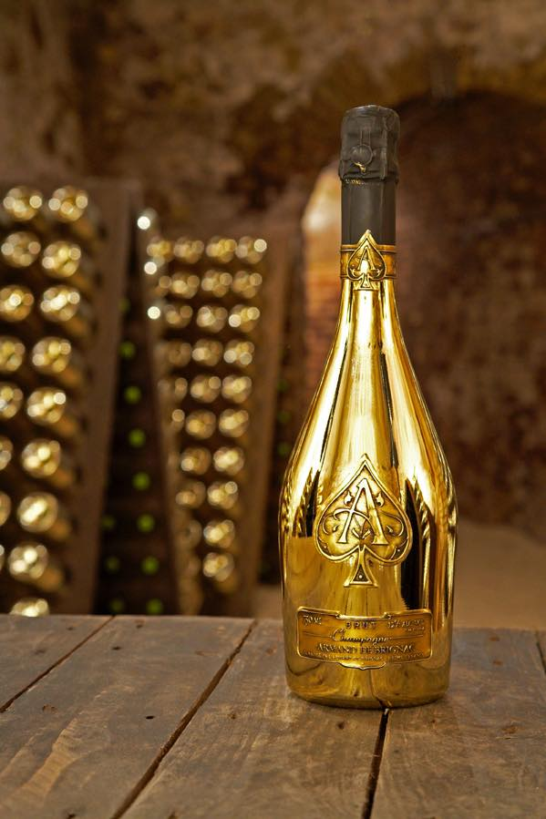 Armand de Brignac rated the world's No 1 Champagne