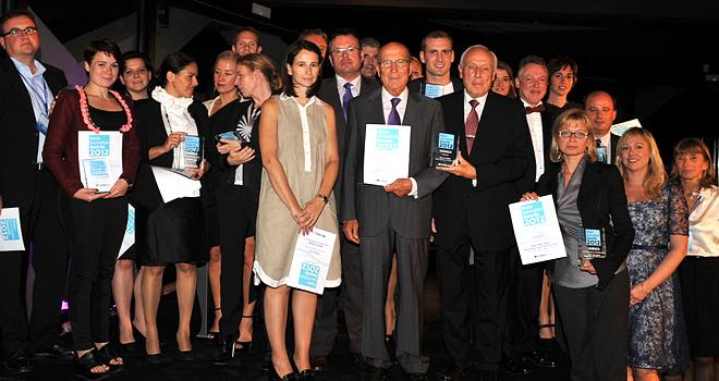 Water Innovation Awards 2012 finalists and winners
