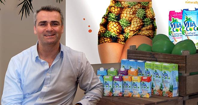 Giles Brook on the continuing success of Vita Coco Coconut Water