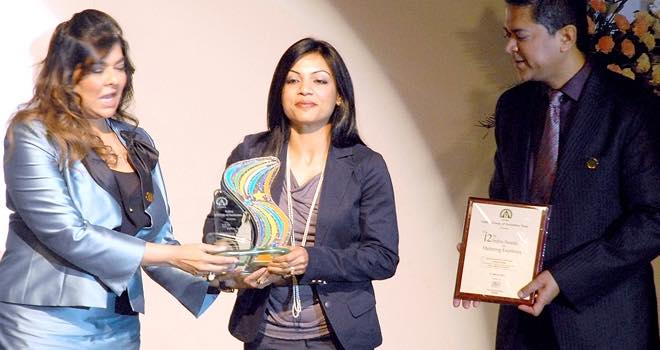 Chhavi Leekha is named 'Brand Builder of the Year'