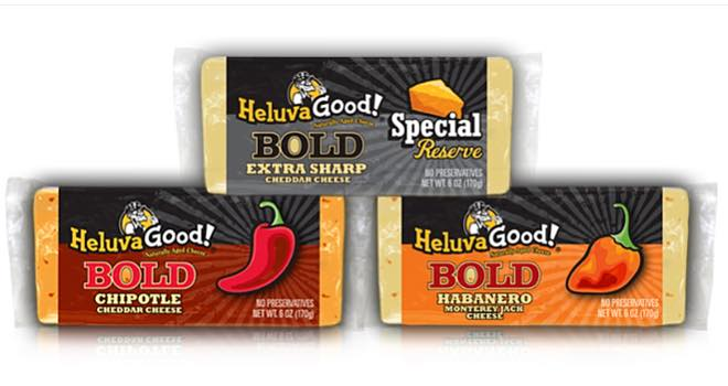 Heluva Good! Bold cheese