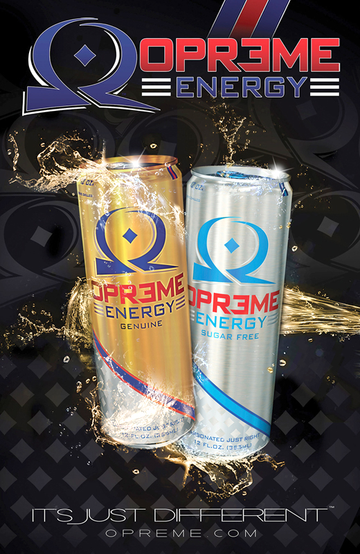 DJ Khaled and Opreme Energy part company