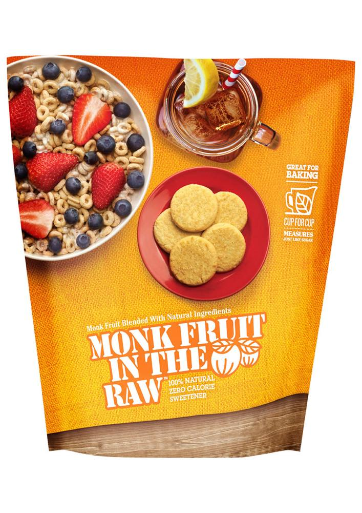 Monk Fruit In The Raw Bakers Bag
