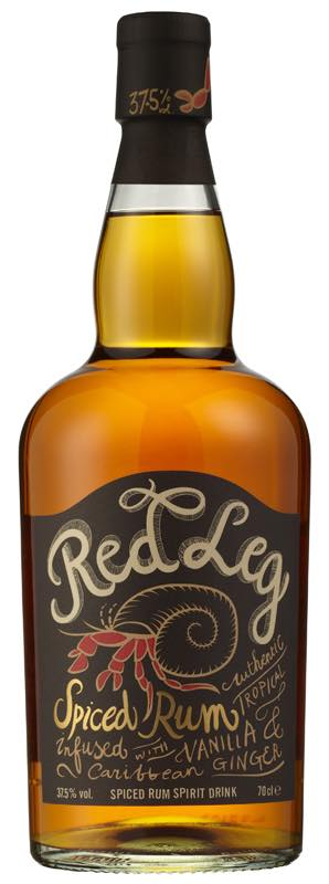 RedLeg Spiced Rum launches in Australia
