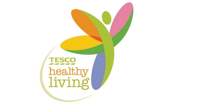 Tesco launches Tesco Healthy Living range