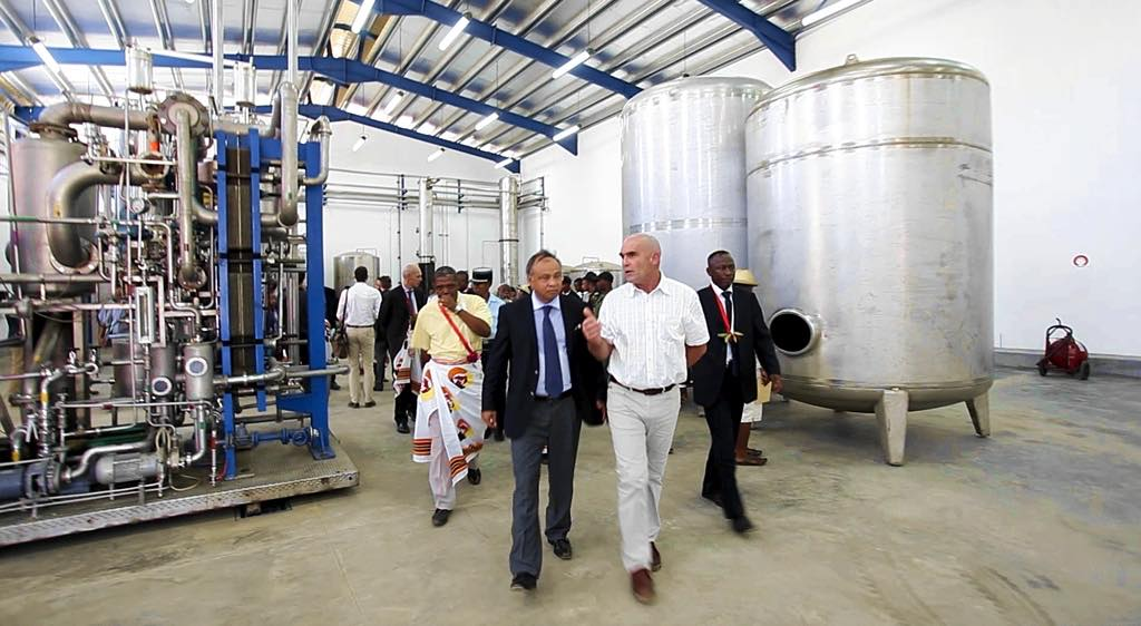 Symrise Opens Vanilla Production Site In Madagascar