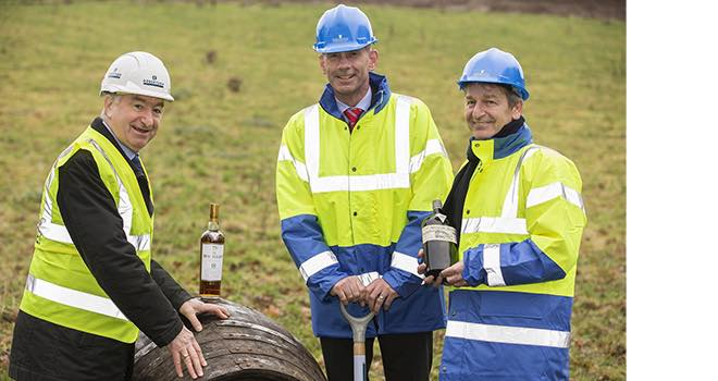 Works starts at The Macallan on a new distillery