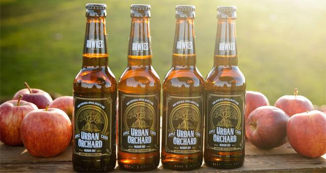 ... Alcohol Craft brewery turning donated apples into 'urban' cider