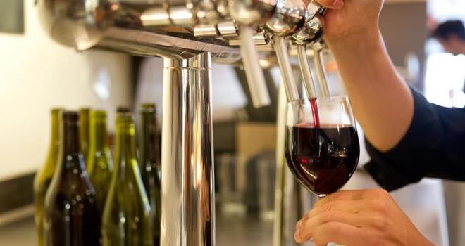 Frizzenti Launches Tap Dispensing System For Still Wines