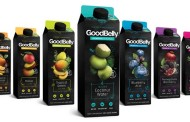 GoodBelly announces vibrant brand revamp for US juice drinks