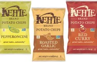 Kettle brand launches new potato chip flavours