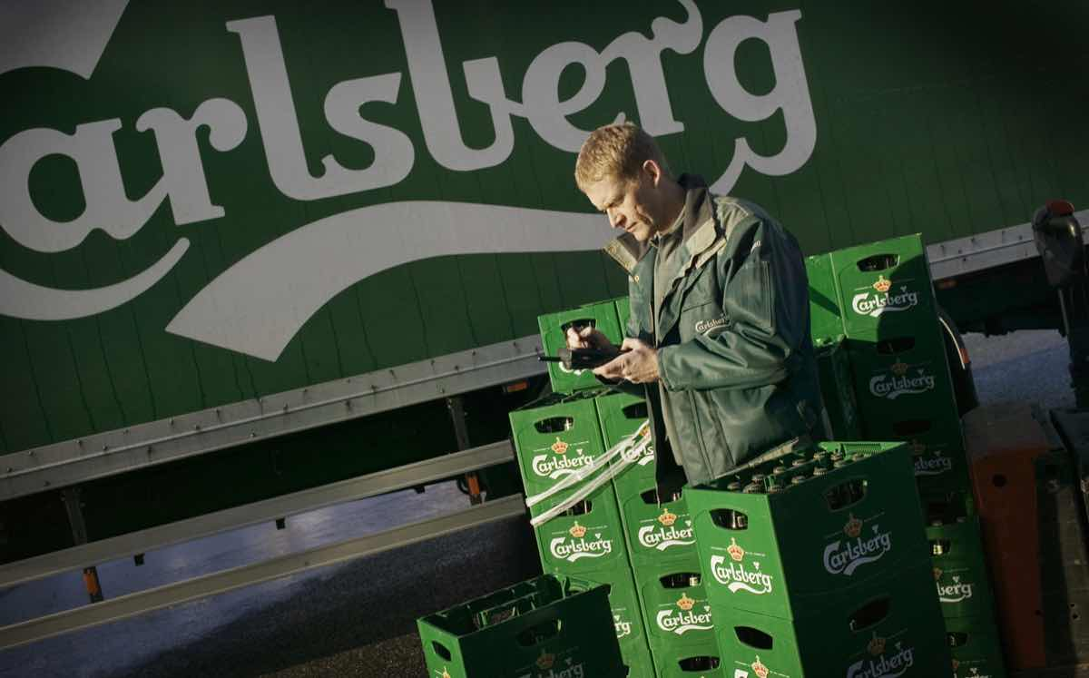Carlsberg improves sustainability in all areas, latest report shows