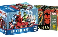 White Coffee unveils Marvel comics-themed hot chocolate and coffee