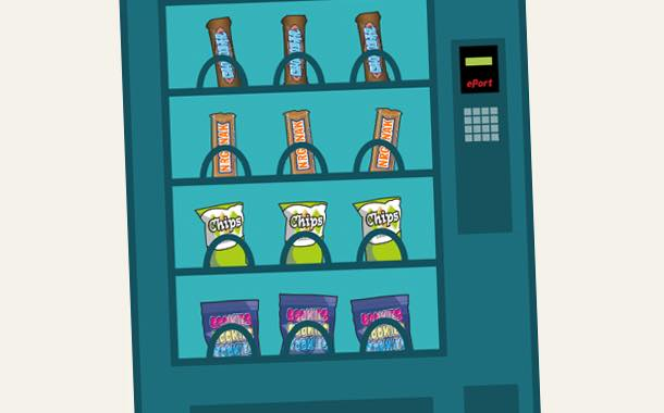Cashless vending sales up nearly 30%, software provider says