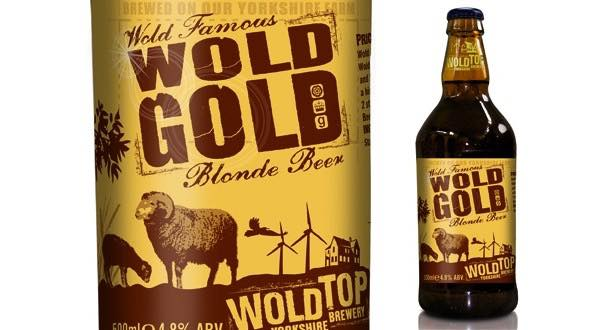 Wold Top Brewery secures Tesco listing for its Wold Gold blonde beer