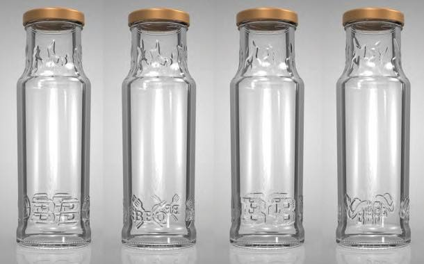 Beatson Clark designs multiple embossed bottle for Pont Europe