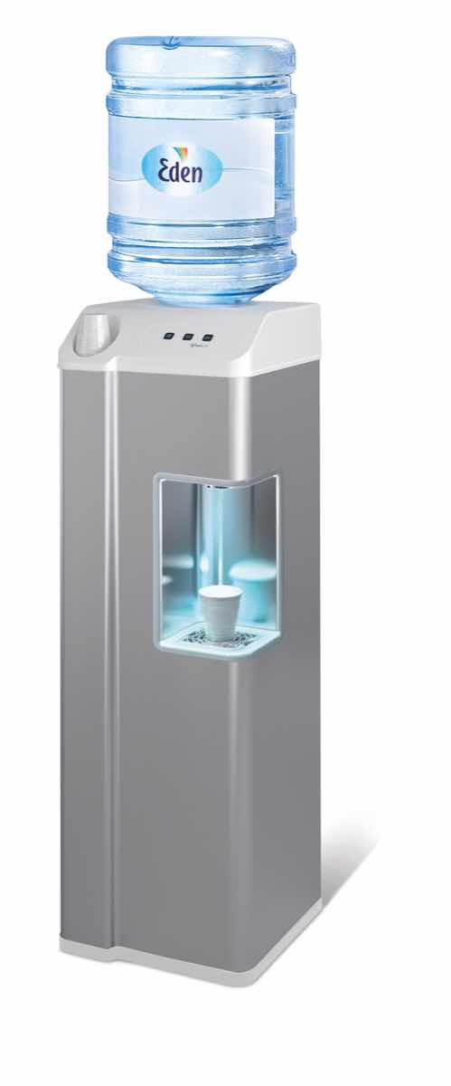 Eden Springs Launches Water Cooler With Carbonation Option
