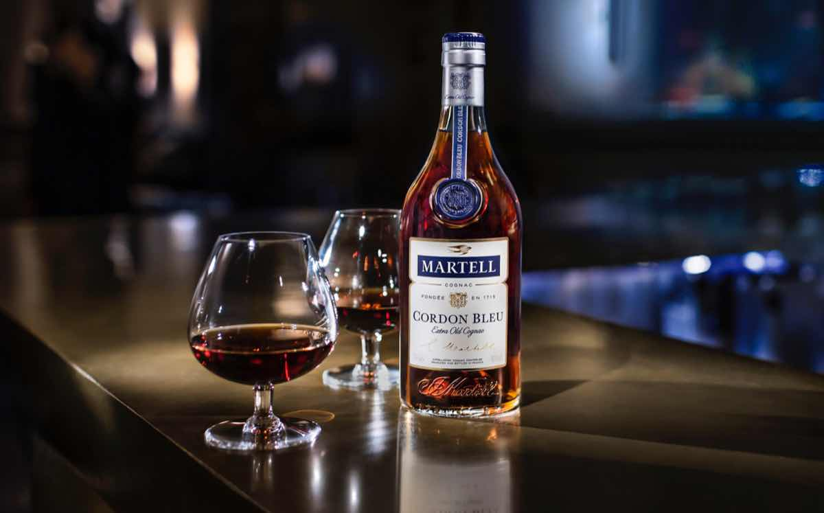 Cognac house martell adopts commemorative 300 year design for Cognac design