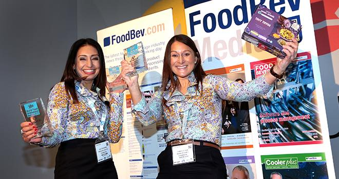 IFE The international Food and Drink Event, Excel Centre 2015