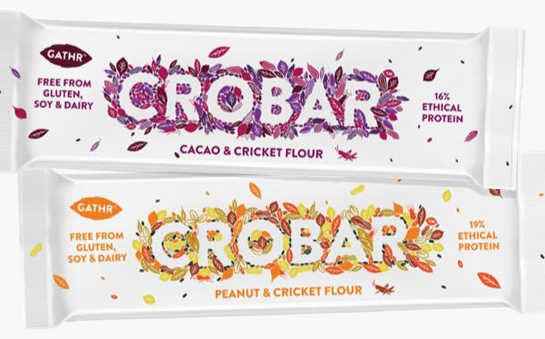 Crobar launches UK's first snack bar made from crickets