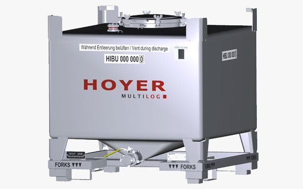 Hoyer expands fleet with new intermediate bulk containers