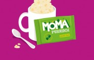 Moma launches ad campaign for its gluten-free porridge