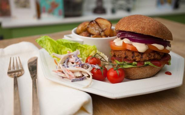 More Than Meat launches 'first of its kind' vegan jerk burger
