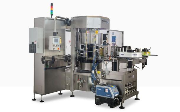 UK juice packer upgrades line with Makro roll-feed labeller