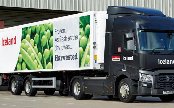 XPO Logistics in distribution deal with frozen food retailer Iceland