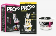 Frozen protein yogurt brand ProYo set to debut new branding