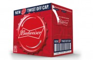 Budweiser launches twist-off beer bottle closure in the UK