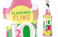 Britvic Soft Drinks unveils limited edition tropical flamingo J2O