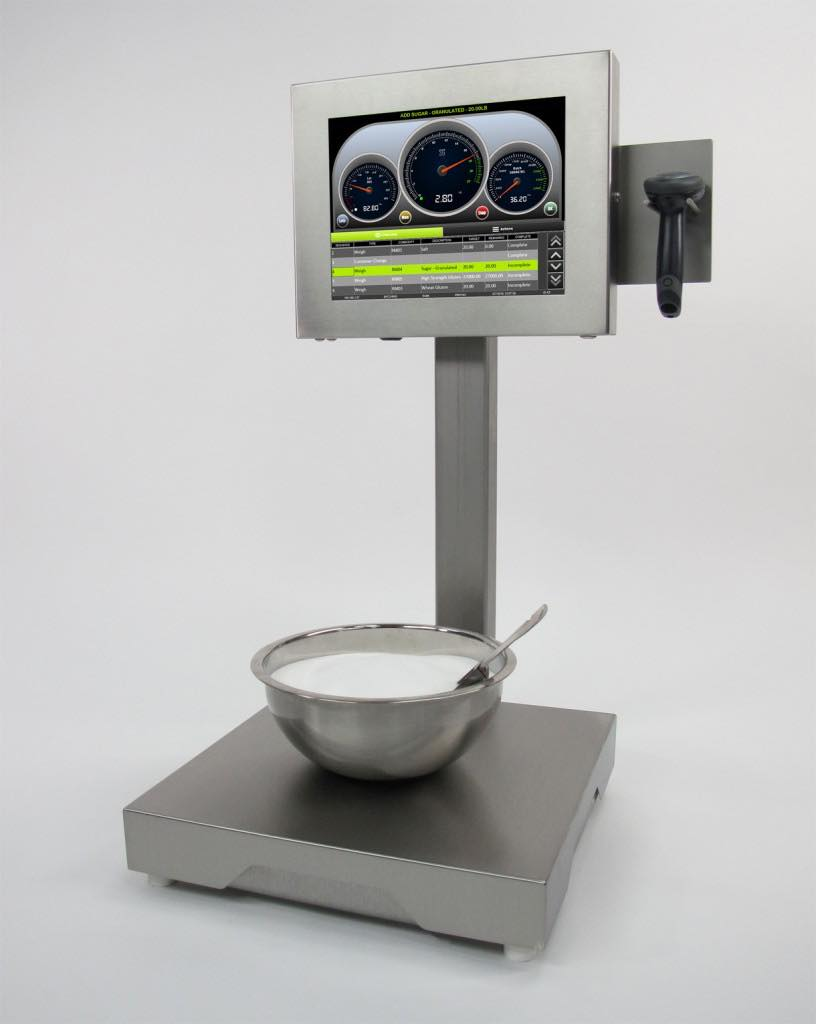 SG Systems scanner and bowl-2