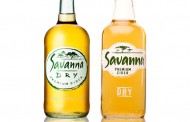 Cider brand Savanna rolls out redesigned bottle labels