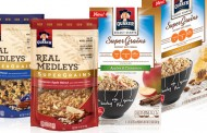 Quaker launches new breakfast options with 'supergrains'