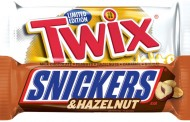 Mars adds new products to Twix, Snickers, Milky Way and M&M's