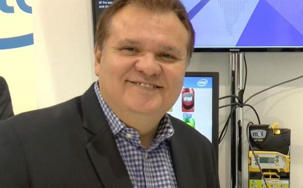 Podcast: Thumbs up for Intel's intelligent vending platform