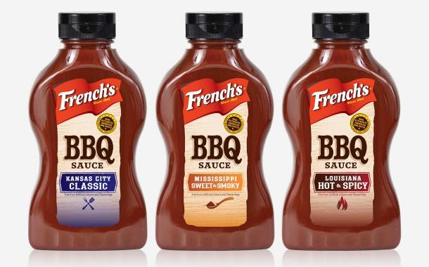 Empire Bespoke Foods adds new French's barbecue sauces in UK