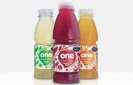 Ethical water brand One launches range of juiced waters