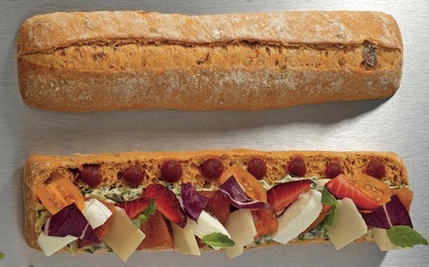 Bridor launches breads inspired by French love affair with baguettes