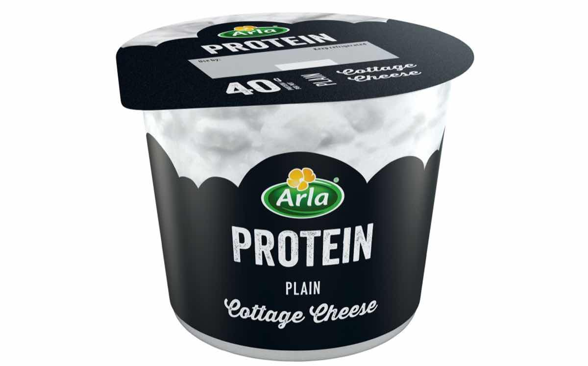 cottage cheese protein