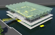 Dutch companies to experiment with first 'floating city dairy farm'
