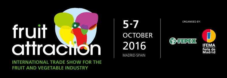 Image result for fruit attraction 2016  logo
