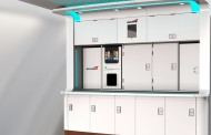 Bucher launches new beverage dispensing insert for airlines