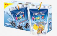 Capri-Sun to tap into water category with new 'fruity waters'