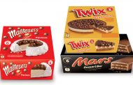 Mars adds three frozen desserts to well-loved chocolate brands