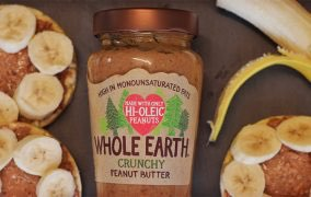 Whole Earth debuts spread made using only high-oleic peanuts