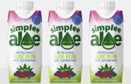 Aloe vera juice brand Simplee Aloe adds new superberry flavour