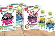 Baby food maker Sprout Foods expands into puréed kids' snacks
